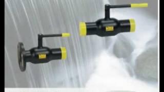 видео Краны шаровые для газа