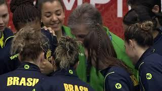 Group B Brazil vs France 24th IHF Women s World Championship 2019