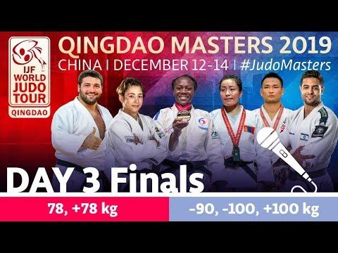 Haitian Center Qingdao World Judo Masters 2019 - Day 3 Final Block