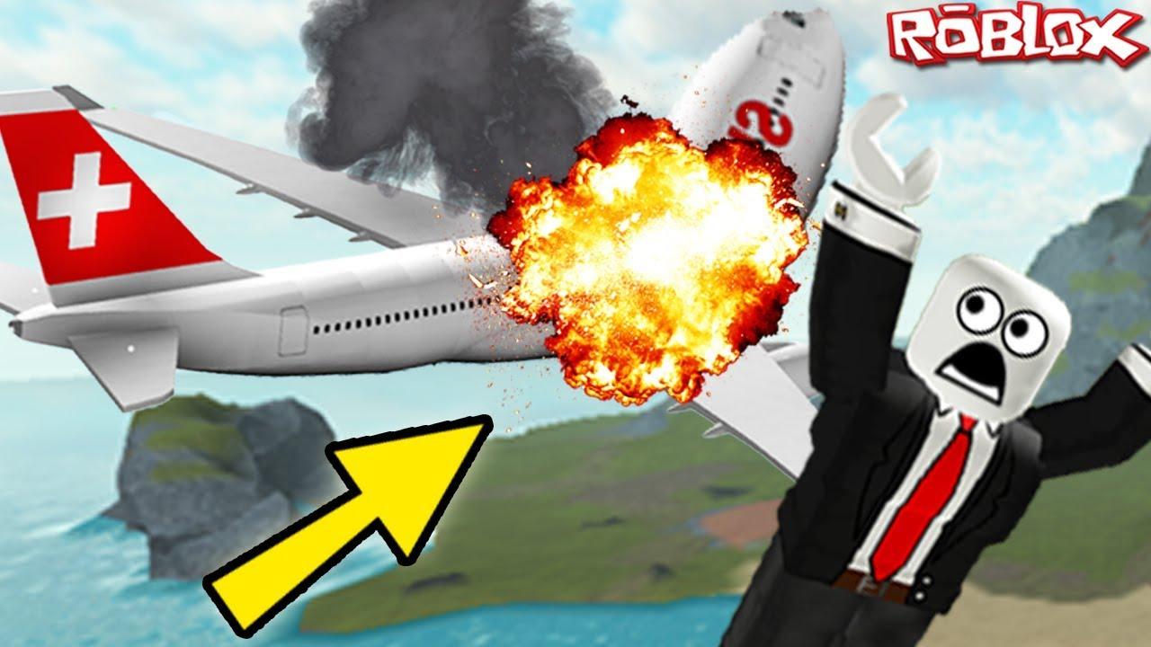 Plane Crash Survival Roblox Airplane Simulator Plane Crash Lego Planes Plane Games For Kids - roblox my game crashes when i leave the game