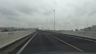 時期:2015年3月上旬。首都高9号深川線を走行したドライブ動画。 0:15 ...
