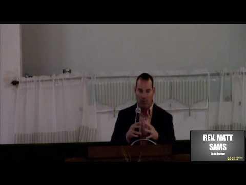 060117 - Pastor Sams - The Art of Apothecary