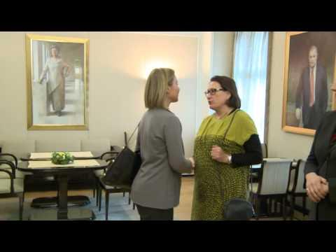Federica MOGHERINI visits Helsinki