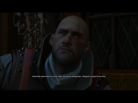 Witcher 3 43 - Heave ho, thieves and beggars