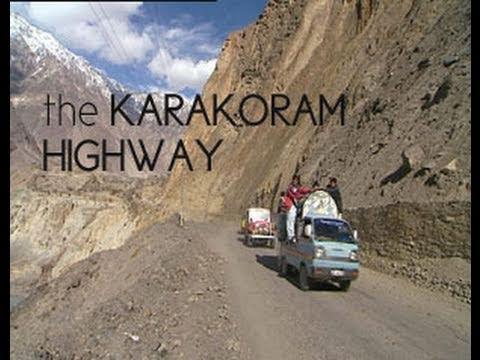 The Karakoram Highway  Trailer  YouTube