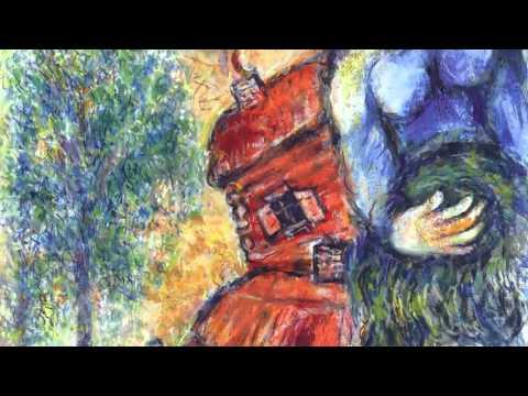 """Marc Chagall's """"Paysage à l'Isba"""""""