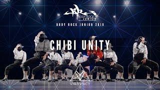 Chibi Unity | Body Rock Jr 2019 [@VIBRVNCY Front Row 4K]