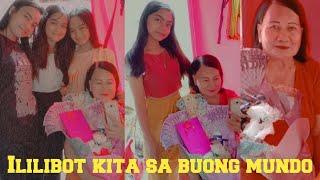 #Mga Apo Ililibot si lola sa buong mundo Birthday gift🧡💐🎂🍰🧁
