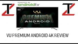 VU PREMIUM 4K TV Review | VU PREMIUM 43 Inch | VU PREMIUM 50,55 Inch | VU PREMIUM 65 Inch