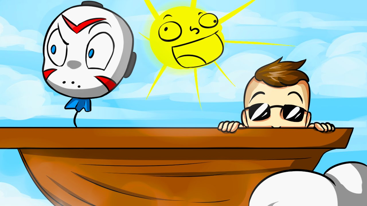 GMOD BOAT MAP! - Garry\'s Mod Hide & Seek Sandbox Funny Moments - YouTube