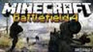 MineCraft Мини Игры Battlefield 4 Почти Выйграл