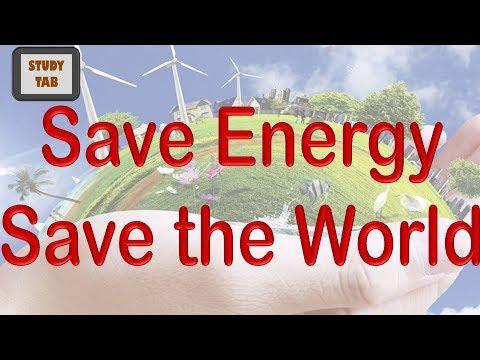 Energy Conservation : Presentation