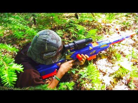 Nerf Squad 5: The Ambush