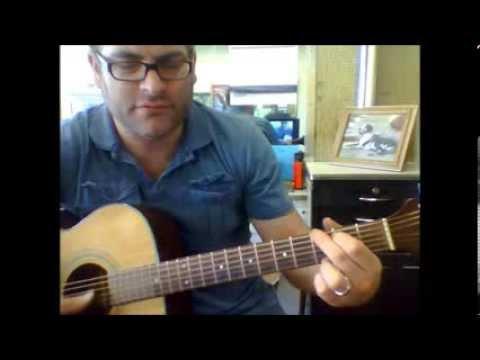 How To Play Gb Guitar Chord Slash Chord Youtube