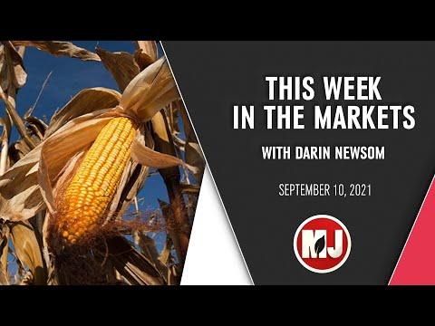 Weekly Market Analysis | Darin Newsom | September 10, 2021
