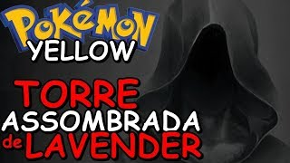 Pokémon Yellow (Detonado - Parte 9) - Ginásio Lutador (Fake) e Torre Assombrada