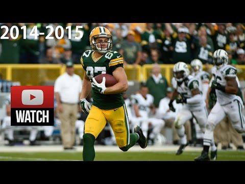 Jordy Nelson Full Highlights (2014.9.14) vs Jets - 209 Yards, 1 TD UNSTOPPABLE!