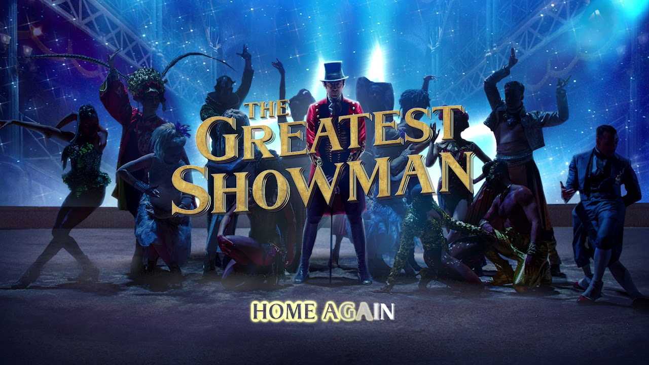 The Greatest Showman Cast From Now On Instrumental
