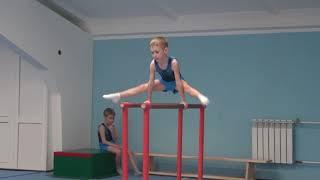Спортивная гимнастика мальчики 7 лет.