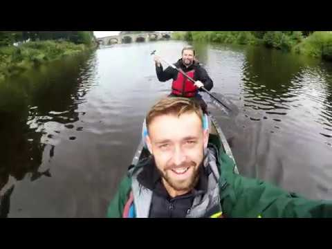 Canoe Trip 2017 - Hereford to Symonds Yat