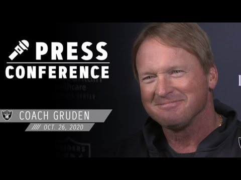 Las Vegas Raiders Monday Press Conference Following Bucs Loss - My Thoughts: By Joseph Armendariz