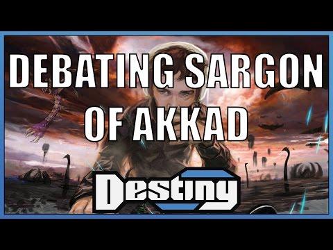 Debating @Sargon_of_Akkad