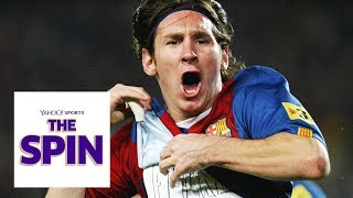 Lionel Messi's Top 5 Greatest El Clasico Performances   The Spin Soccer