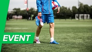 check out ef0c4 20390 New Balance Visaro   Furon Play Test and First Impression   Worn by Ramsey,  Januzaj and many more - Duration  4 minutes, 11 seconds.