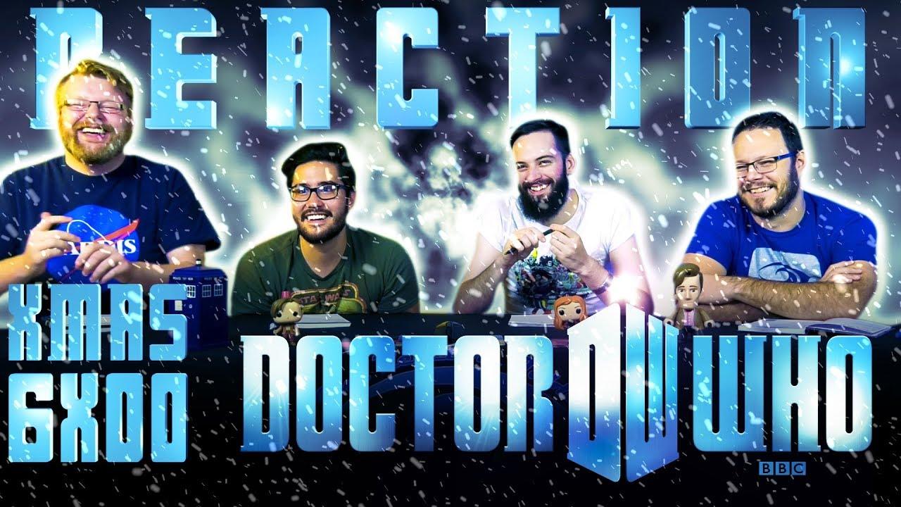 "Doctor Who 6x0 REACTION!! ""A Christmas Carol"" - YouTube"