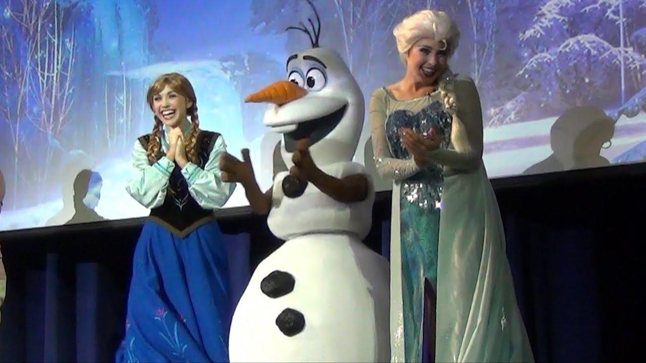 Frozen Additions To Disney Cruise Line New Details With