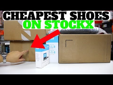 StockX Discount Codes & Coupons [SEPT 2019]- Hot Deals!