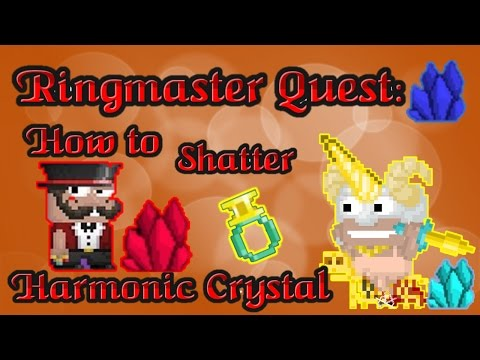 growtopia shattering crystal for the first time doovi. Black Bedroom Furniture Sets. Home Design Ideas