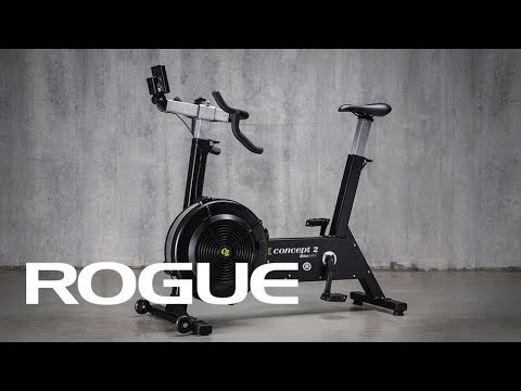 The new concept2 bikeerg youtube