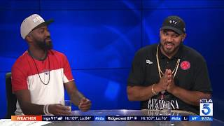 Our Most Compelling Interview Ever? Comedians Desus Nice & The Kid Mero!