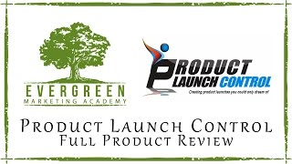 Product Launch Control Product Review