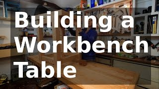 Building A Workbench Table With 2 X 6's