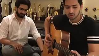 tere mere song arman malik live singing on facebook