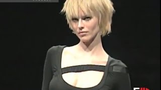 ANTONIO BERARDI Pret a Porter Women Spring Summer 2003 Paris 1 of 3 by Fashion Channel