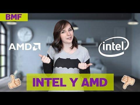 Procesadores Intel vs AMD - Lo bueno, lo malo y lo feo con @Dany_kino