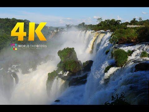 """#073 """"Iguazu Falls, Argentina"""" in 4K (イグアスの滝/アルゼンチン)世界一周29カ国目"""