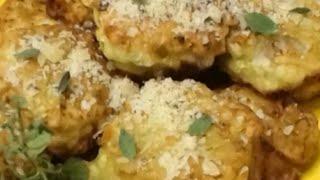 Zucchini Fritters Super Simple