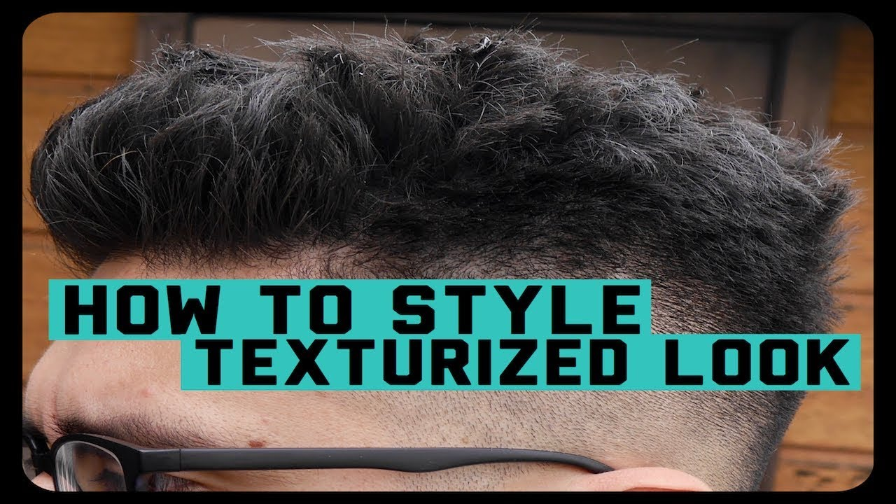 How to style texturized look