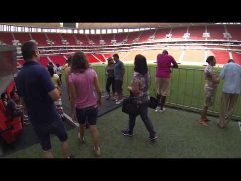 Brasilia National Stadium Mané Garrincha - Field