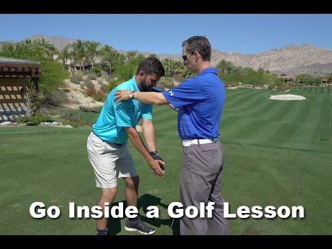 Accentuate The Strengths in Your Golf Swing Lesson