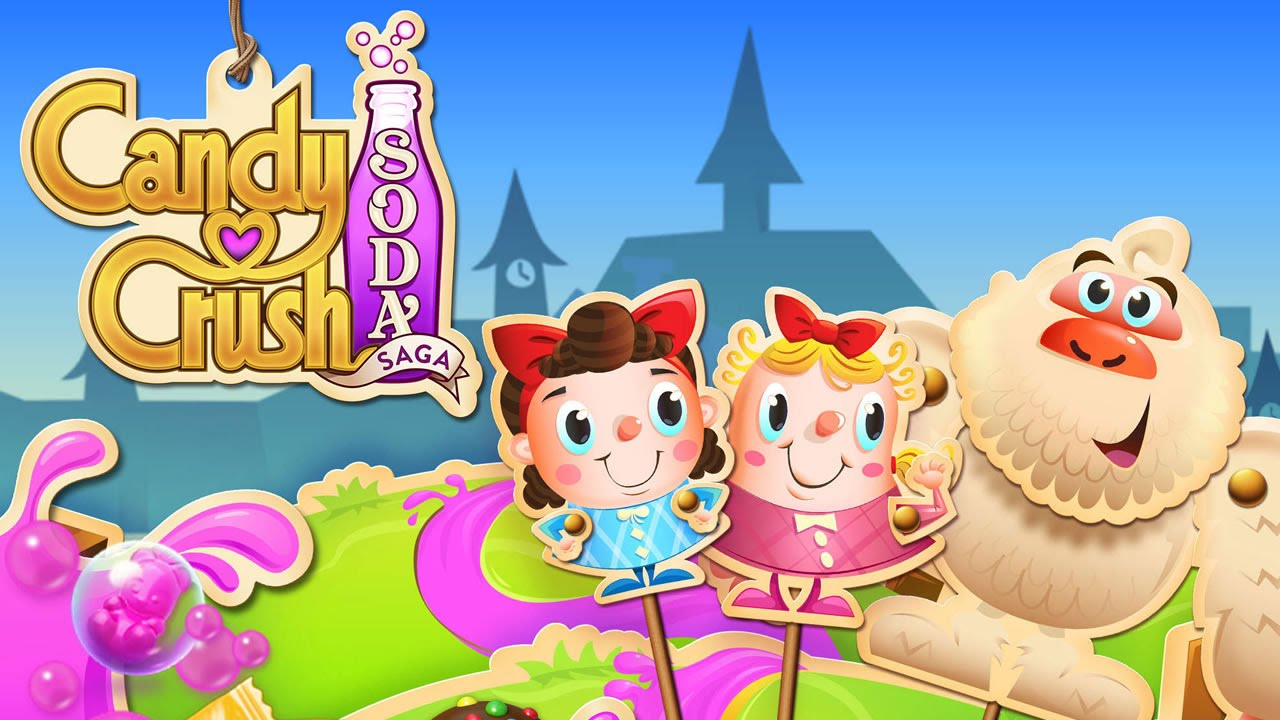 Candy Crush Soda Saga App Android Y Apple Ios Andiplay Store Apps