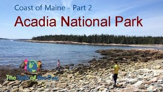 The Spin of the Day: The Coast of Maine - Acadia National Park