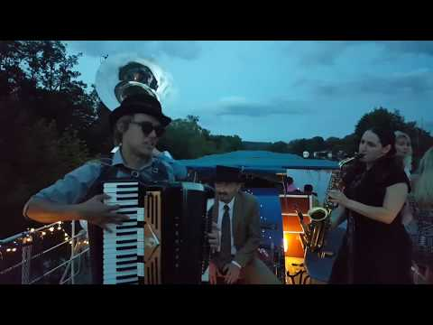 The Curious Sounds - Together Again - Live from a Boat on the Thames! 2017
