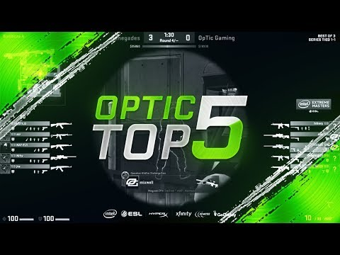 OpTic Top 5 Plays - Episode 3