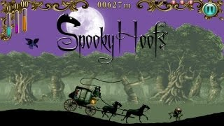 Spooky Hoofs - Addictive Coach Ride for iPhone and Mac