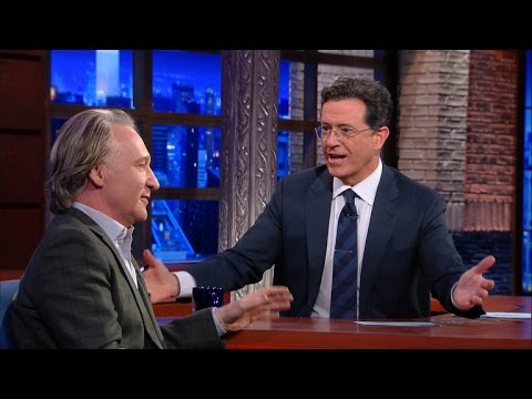 Thumbnail: Stephen Attempts To Convert Bill Maher